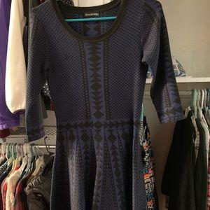 Dresses & Skirts - Blue Wintert dress